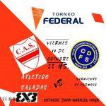 TFB 2019/2020 – El rojo abre su sexto federal en casa ante Sarmiento de Formosa
