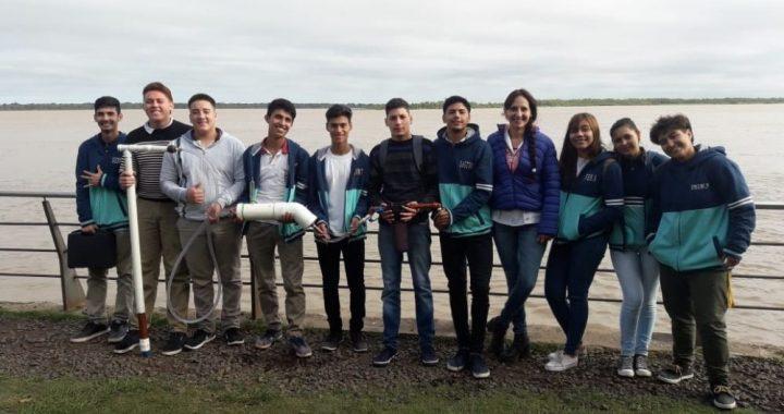 MAESTROS ARGENTINOS: LA ESCUELA TÉCNICA SELECCIONADA ENTRE LOS 10 MEJORES PROYECTOS
