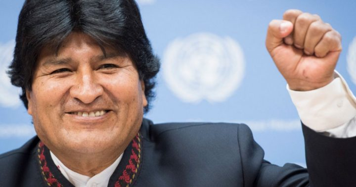 BOLIVIA: EVO MORALES SE ADJUDICÓ LA VICTORIA, AUNQUE TODAVÍA NO TERMINÓ EL CONTEO