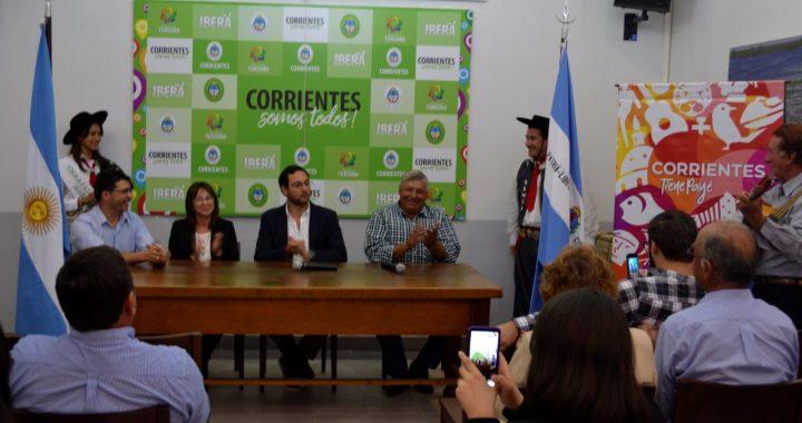 Presentaron la 2º Fiesta Departamental de la Agroganadería de 3 de Abril