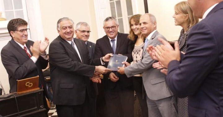 PRESENTARON EL ANTEPROYECTO DEL CÓDIGO PROCESAL CIVIL Y COMERCIAL DE LA PROVINCIA