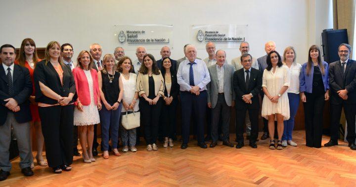 Cardozo participó del primer COFESA presidido  por el Ministro de Salud de la Nación González García