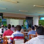 En Monte Caseros, curso para obtener el carné de aplicador