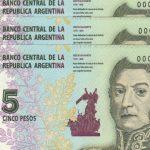 Piden que se extienda el uso del billete de cinco pesos