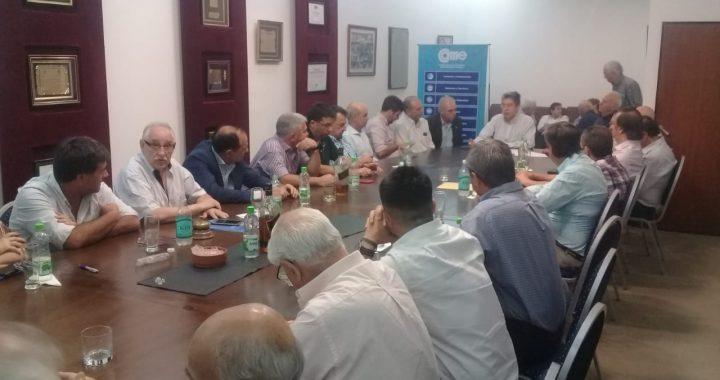 Funcionarios y empresarios debatieron el proyecto de la Ley de Góndolas