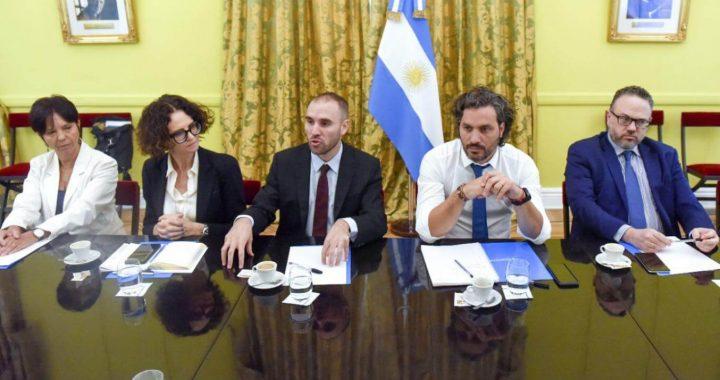 Se reunió por primera vez el Consejo Económico y Social: preocupación por el mercado interno