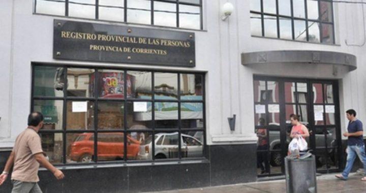 ASUME EL NUEVO DIRECTOR DEL REGISTRO PROVINCIAL DE LAS PERSONAS