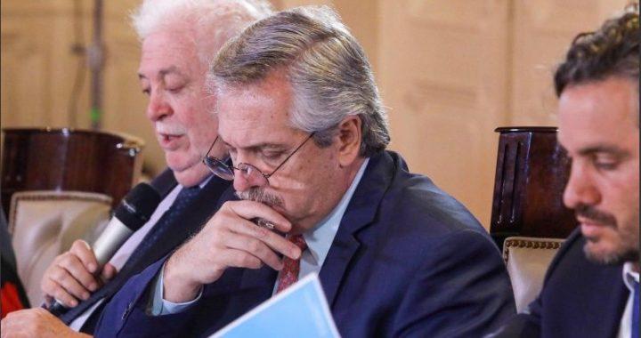 ALBERTO FERNÁNDEZ SE REUNIRÁ EN LA QUINTA DE OLIVOS CON EL COMITÉ DE EXPERTOS PARA DEFINIR LA EXTENSIÓN DE LA CUARENTENA