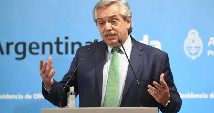 CORONAVIRUS: VÍA TELECONFERENCIA, FERNÁNDEZ PARTICIPA DE LA REUNIÓN DEL G20 POR LA PANDEMIA