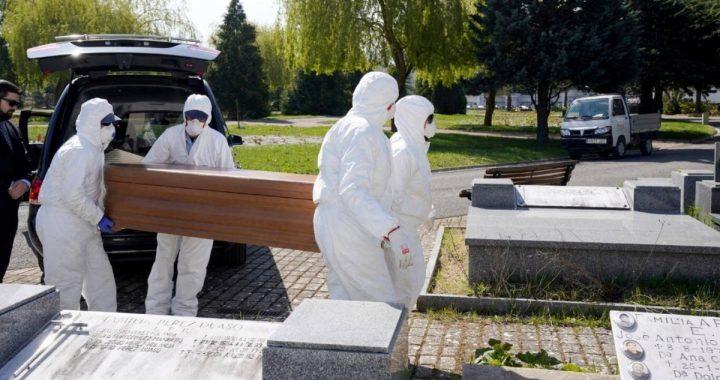 ESPAÑA REPORTÓ 838 NUEVAS MUERTES POR CORONAVIRUS, SU PEOR BALANCE DIARIO, Y YA SON 6.528 LAS VÍCTIMAS FATALES