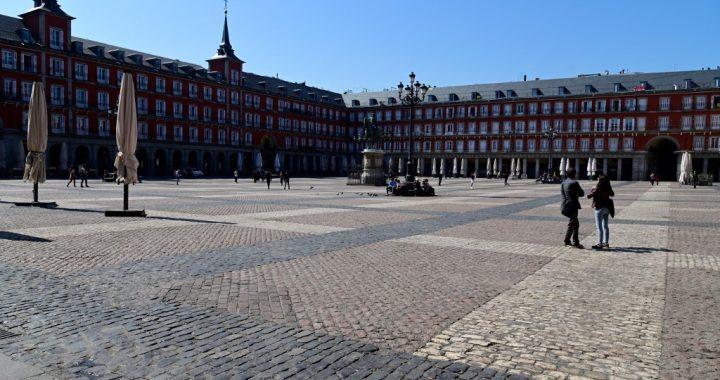 CORONAVIRUS EN ESPAÑA: SE REGISTRARON 812 MUERTES EN LAS ÚLTIMAS 24 HORAS