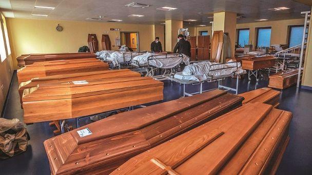 LA PANDEMIA DE CORONAVIRUS YA DEJÓ MÁS DE  10.000 MUERTOS EN EL MUNDO