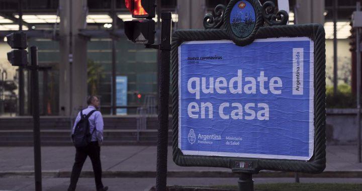 CORONAVIRUS EN LA ARGENTINA: CONFIRMAN EL PRIMER CASO DE TRANSMISIÓN COMUNITARIA