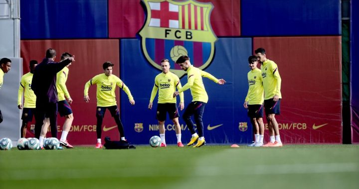 CRISIS ECONÓMICA POR CORONAVIRUS: El Barça planea una reducción salarial a sus jugadores