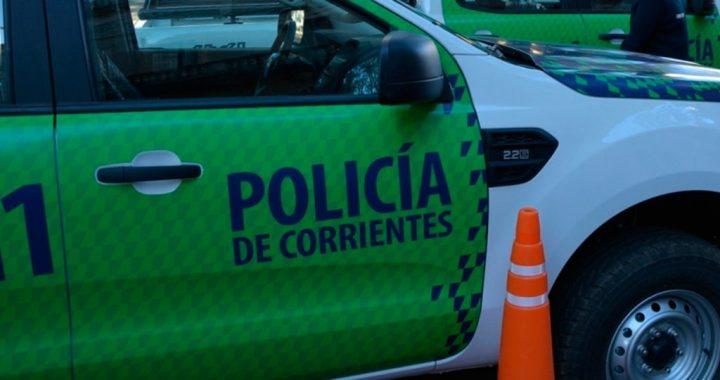 OPERATIVO POLICIAL POR CUARENTENA EN BELLA VISTA