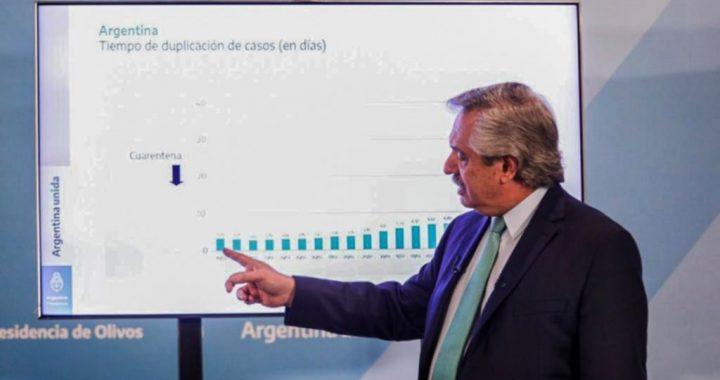 EL GOBIERNO ADELANTÓ QUE A PARTIR DEL LUNES SE PERMITIRÁN NUEVAS ACTIVIDADES EN ALGUNAS PROVINCIAS