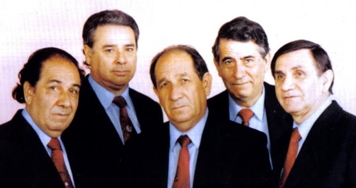 DUELO EN EL CHAMAMÉ: MURIÓ UNO DE LOS HERMANOS BARRIOS