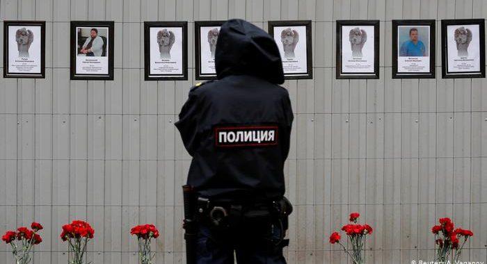 RUSIA REPORTÓ SU MÁXIMO DIARIO DE MUERTES POR CORONAVIRUS Y DE PACIENTES RECUPERADOS