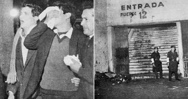 A 52 AÑOS DE LA TRAGEDIA DE LA PUERTA 12 EN RIVER