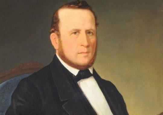 A 199 AÑOS  DEL NACIMIENTO DE GUILLERMO RAWSON, FUNDADOR DE LA CRUZ ROJA ARGENTINA