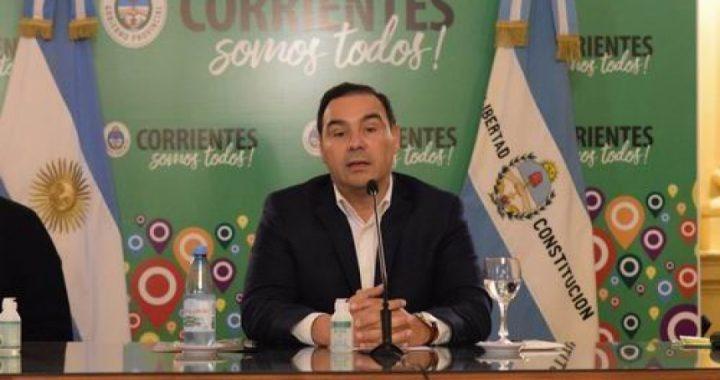 CORRIENTES RECUPERA LA FASE 5 EN TODO SU TERRITORIO DESDE HOY
