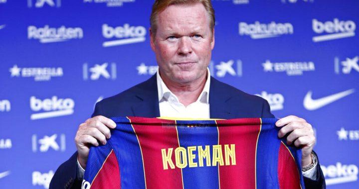 EL NUEVO BARCELONA: LA ERA KOEMAN
