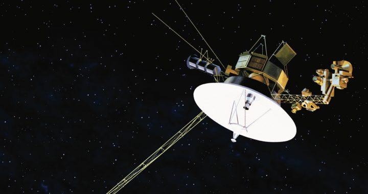 """UN DÍA COMO HOY PERO DE 1977, LA NASA LANZABA EL  """"VOYAGER 2"""""""
