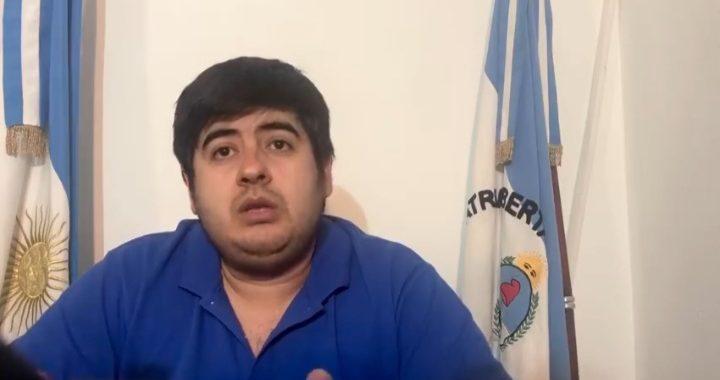 PARA EL CONCEJAL GUILLERMO BRUZZO, EL COMITÉ DE CRISIS MUNICIPAL DEBE SUMAR A MÁS SECTORES