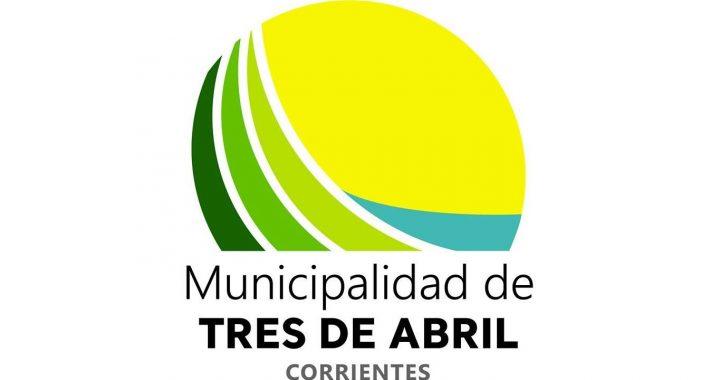 AVANCE DEL CORONAVIRUS: LA MUNICIPALIDAD DE TRES DE ABRIL TOMA MEDIDAS PREVENTIVAS