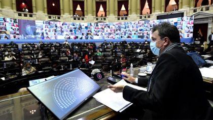 ESCÁNDALO EN DIPUTADOS: LA OPOSICIÓN NO ACEPTÓ LA SESIÓN VIRTUAL