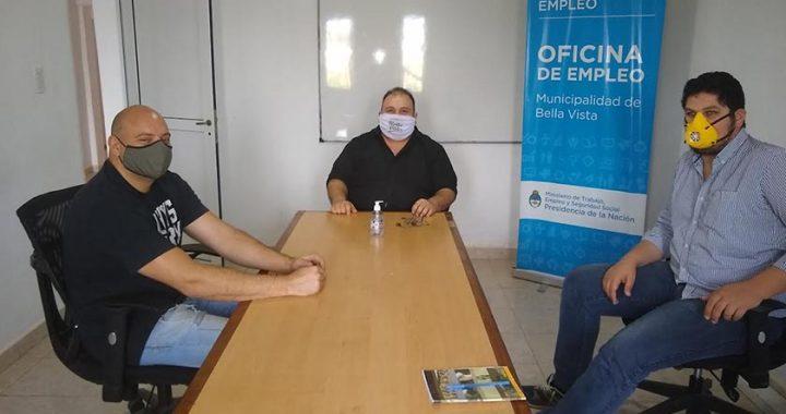 """LA OFICINA DE EMPLEO MUNICIPAL ESTÁ COORDINANDO EL """"PROGRAMA INTERZAFRA"""""""