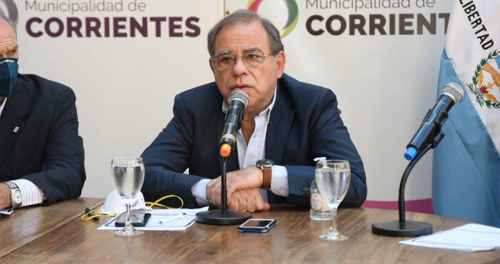 """EDUARDO TASSANO: """"CREEMOS QUE LA ECONOMÍA Y LA SALUD, SE COMPLEMENTAN TOTALMENTE"""""""