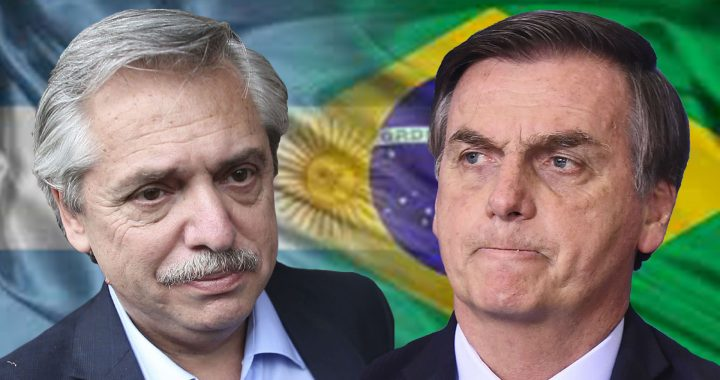 ALBERTO FERNÁNDEZ Y JAIR BOLSONARO INTENTARÁN DESCONGELAR LAS ACCIONES DIPLOMÁTICAS ENTRE ARGENTINA Y BRASIL
