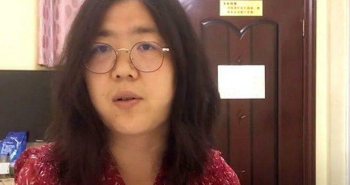 EL RÉGIMEN CHINO JUZGARÁ A UNA PERIODISTA POR SUS REPORTAJES SOBRE EL COVID-19 EN WUHAN