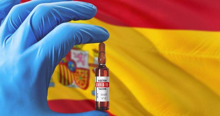 ESPAÑA REGISTRARÁ A QUIENES NO QUIERAN VACUNARSE