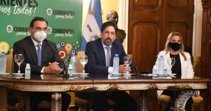 """TROTTA EN CORRIENTES: """"ES FUNDAMENTAL ARRANCAR LAS CLASES DEL 1° DE MARZO"""""""
