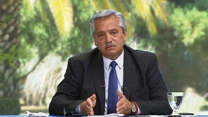 ALBERTO FERNÁNDEZ PROPUSO A LOS GOBERNADORES UN CIERRE DE ACTIVIDADES DEL 23 AL 6 EN TODO EL PAÍS