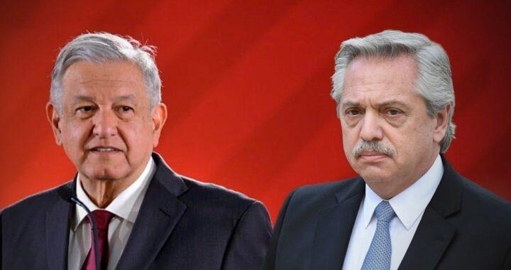 FERNÁNDEZ CERRÓ ACUERDOS CON EL PRESIDENTE DE MÉXICO