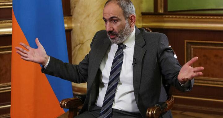 EL PRIMER MINISTRO DE ARMENIA DENUNCIÓ UN INTENTO DE GOLPE MILITAR